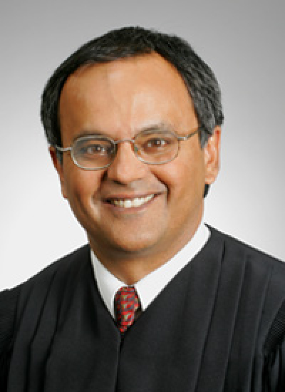 Judge Ahuja